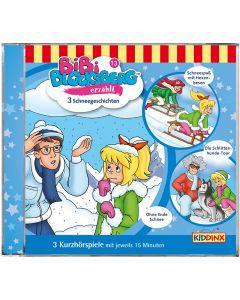 Bibi Blocksberg: erzählt Schneegeschichten (Folge 13)