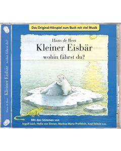 Kleiner Eisbär: wohin fährst du? (cd)