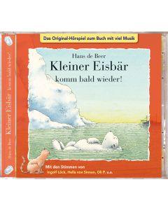 Kleiner Eisbär: komm bald wieder! (cd)
