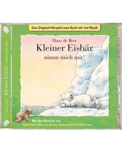 Kleiner Eisbär: nimm mich mit! (cd)