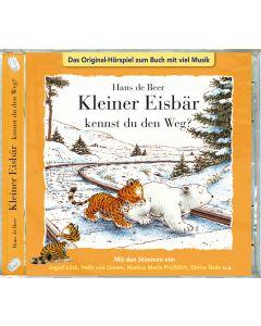 Kleiner Eisbär: kennst du den Weg? (cd)