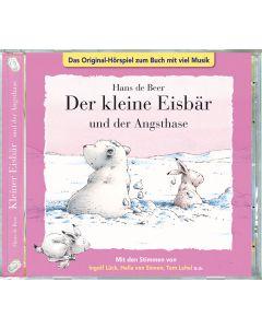Kleiner Eisbär: und der Angsthase (cd)