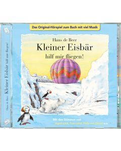 Kleiner Eisbär: hilf mir fliegen! (cd)