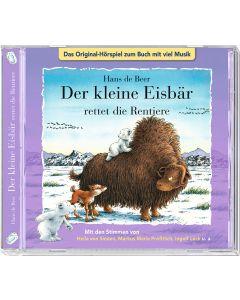 Kleiner Eisbär: rettet die Rentiere (cd)