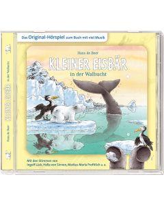 Kleiner Eisbär: in der Walbucht (cd)