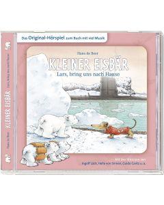 Kleiner Eisbär: Lars, bring uns nach Hause (cd)
