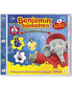 Benjamin Blümchen: Törööö im Zoo! Soundtrack