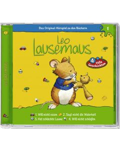 Leo Lausemaus Will nicht essen Folge 1