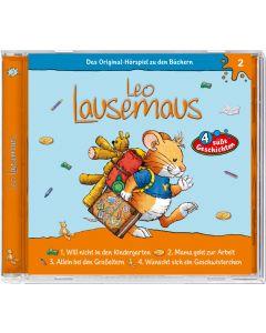Leo Lausemaus Will nicht in den Kindergarten Folge 2