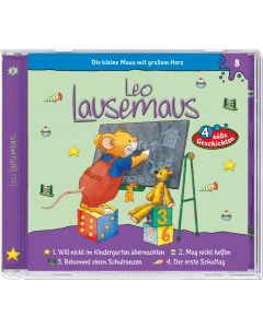 Leo Lausemaus: Der erste Schultag (Folge 8)