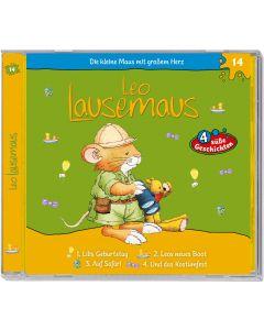 Leo Lausemaus: Lilis Geburtstag (Folge 14)