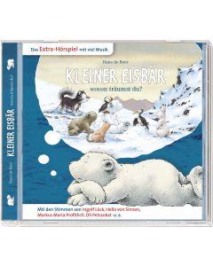 Kleiner Eisbär: wovon träumst du?