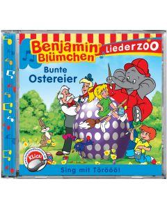 Benjamin Blümchen Liederzoo Bunte Ostereier