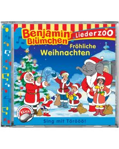 Benjamin Blümchen: Liederzoo Fröhliche Weihachten