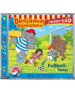 Benjamin Blümchen: Liederzoo Fußballfieber