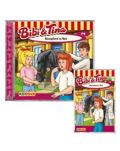 Bibi & Tina: Rennpferd in Not (Folge 79)