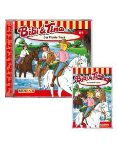 Bibi & Tina: Der Pferde-Treck (Folge 81)