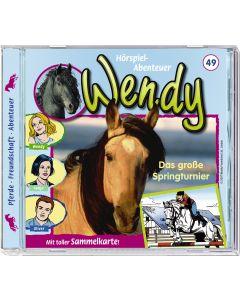 Wendy Das große Springturnier Folge 49
