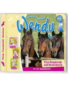 Wendy Eine Boygroup auf Rosenborg Folge 52