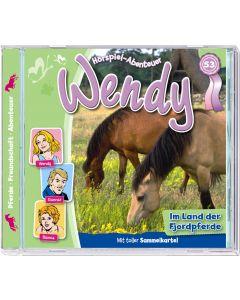 Wendy Im Land der Fjordpferde Folge 53