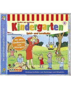 Lieder aus meinem Kindergarten Spiel- und Lernlieder Folge 8