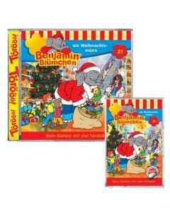 Benjamin Blümchen: als Weihnachtsmann (Folge 21)