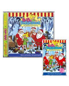 Bibi Blocksberg Die Weihnachtsmänner Folge 38
