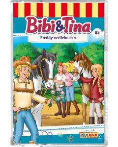 Bibi & Tina: Freddy verliebt sich (Folge 83)