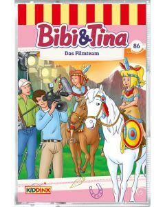 Bibi & Tina: Das Filmteam (Folge 86)