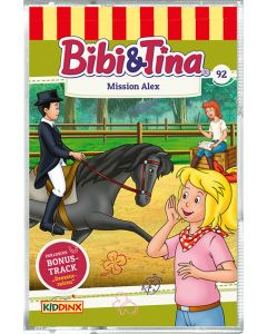 Bibi & Tina: Mission Alex (Folge 92)