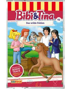 Bibi & Tina: Das wilde Fohlen (Folge 93)