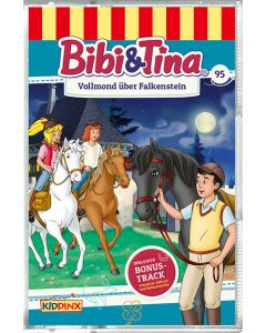 Bibi & Tina: Vollmond über Falkenstein (Folge 95/mc)