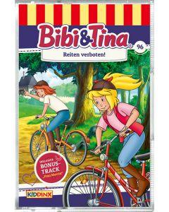 Bibi & Tina: Reiten verboten! (Folge 96/mc)