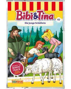 Bibi & Tina: Die junge Schäferin (Folge 97/mc)
