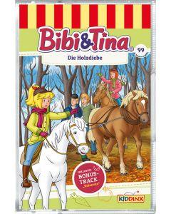 Bibi & Tina: Die Holzdiebe (Folge 99/mc)
