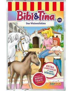 Bibi & Tina: Das Waisenfohlen (Folge 100/mc)