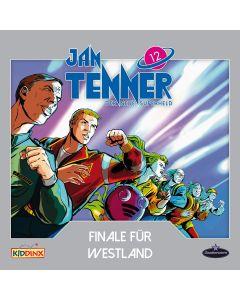 Jan Tenner: Der neue Superheld - Finale für Westland (Folge 12)
