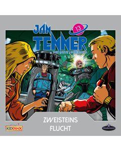 Jan Tenner: Der neue Superheld - Zweisteins Flucht (Folge 13)