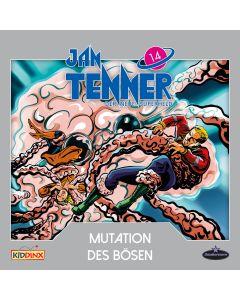 Jan Tenner: Der neue Superheld - Mutation des Bösen (Folge 14)