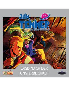 Jan Tenner: Der neue Superheld - Jagd nach der Unsterblichkeit (Folge 15)
