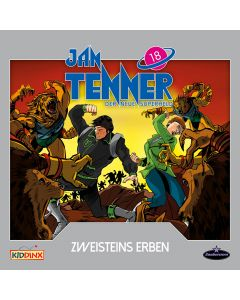 Jan Tenner: Der neue Superheld - Zweisteins Erben (Folge 18)