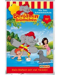 Benjamin Blümchen: Die Zoo-Schwimmschule (Folge 117/mc)