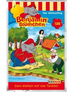 Benjamin Blümchen: Der Zeltausflug (Folge 120/mc)