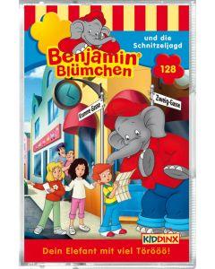 Benjamin Blümchen: und die Schnitzeljagd (Folge 128/mc)