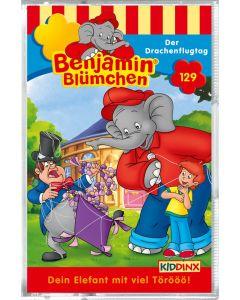 Benjamin Blümchen: Der Drachenflugtag (Folge 129/mc)