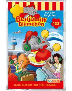 Benjamin Blümchen: auf dem Flughafen (Folge 133/mc)