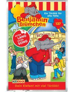 Benjamin Blümchen: Ein Törööö für alle Fälle (Folge 137/mc)