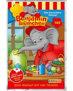 Benjamin Blümchen: Das besondere Osterei (Folge 142/mc)