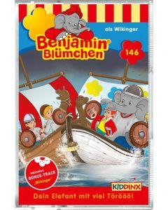 Benjamin Blümchen: als Wikinger (Folge 146/mc)