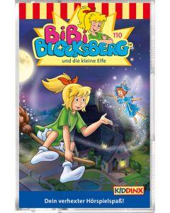 Bibi Blocksberg: und die kleine Elfe (Folge 110/mc)